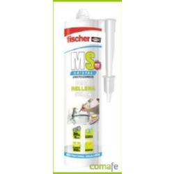 ADHESIVO-SELLADOR MS TRANSPARENTE 300ML