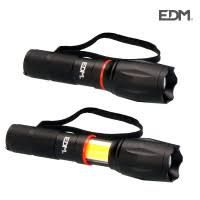 LINTERNA LED XL EXT. FRONTAL Y LATERAL 200 LUMEN