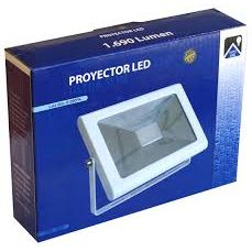 PROYECTOR LED 32W ULTRA SLIM 6000K