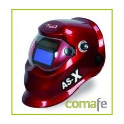 PANTALLA SOLDAR DOBLE FUNCION SOLDAR Y CORTE AMOLADORA AS-X STAYER